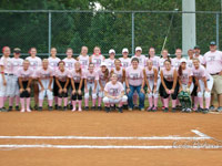 PHS Nettes Softball Pink Out
