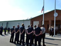 Pickens Sheriff's Office 9/11 Memorial Ceremony