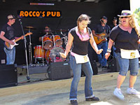Rocking at Rocco's