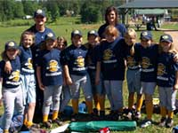 KnowPickens.com softball team Riverdogs