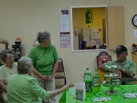 Senior Center St. Patty's Party