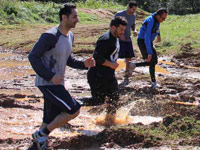 Slim Down Mud Run