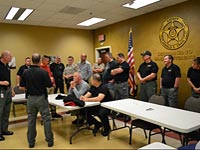 Pickens County Sheriff's Office Taser Certification Training