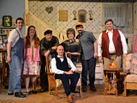 The Foreigner Dress Rehearsal