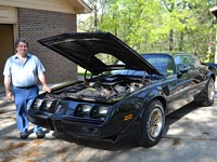 Tony's Trans Am Time Capsule