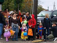 Trick or Treat in Downtown Jasper