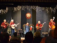 Theater Benefit Concert with Bluegrass masters Hickory Wind