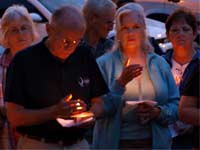 Vigil for those suffering under health care