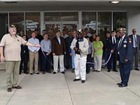 Veteran's Information and Referral Office (VIRO) Grand Opening