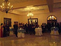 Pickens Chamber Winter Ball at Historical Tate House