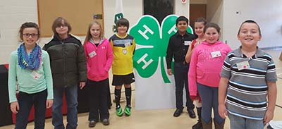 Pickens County 4-H Recognized For Numerous Awards at N. Cloverleaf Competition
