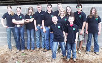 Another Win for Pickens 4-H!