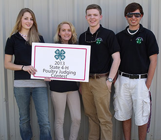 Pickens County 4-H�er Compete in State Contest