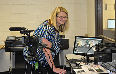 Pickens High School Received Georgia Audio-Video Technology Grant