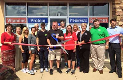 All In One Supplements, LLC Ribbon Cutting