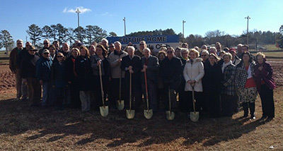 Boys & Girls Club of Pickens County Clubhouse Groundbreaking