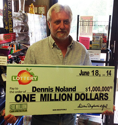 Man from Talking Rock wins $1M in Ellijay