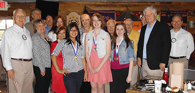 Jasper Optimist Essay Contest Winners