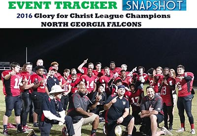 2017 North Georgia Falcons Football Recruiting Players
