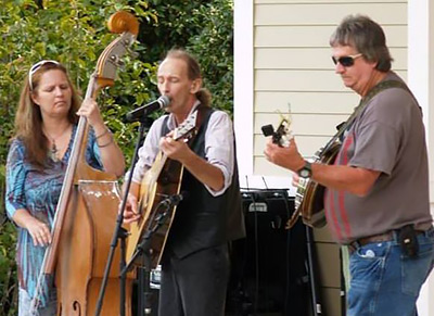 Grass Backardz & 8th of January to Perform For Bluegrass Charity Festival
