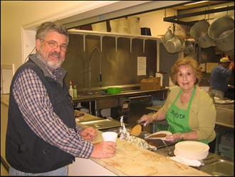 "Habitat for Humanity Serves Up ""Pancakes for Houses"