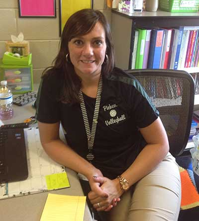 PHS Teacher Spotlight:  Kanyon Petti
