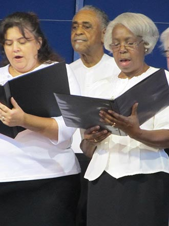 Marble Valley Community Choir Performances in November and December