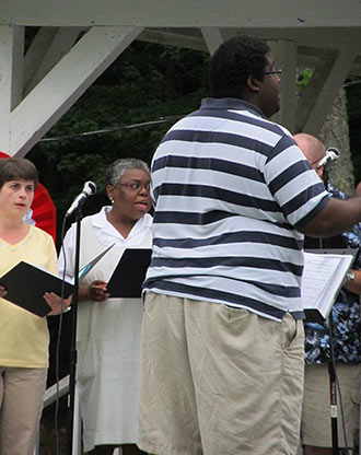 Marble Valley Community Choir Rehearsals begin Tuesday, August 14 at 7 p.m.