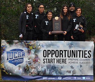 Iowa Central, El Paso race to victories at 2013 NJCAA Half-marathon Championships