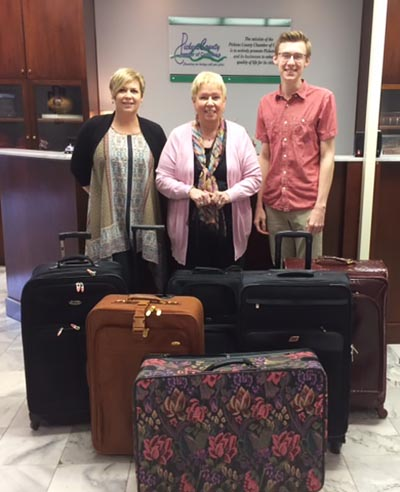 Pickens County Suitcase Drive a Success
