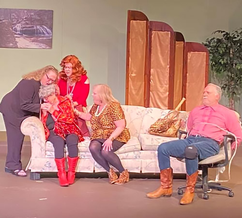 Tater Patch Players Comedy Now Open!