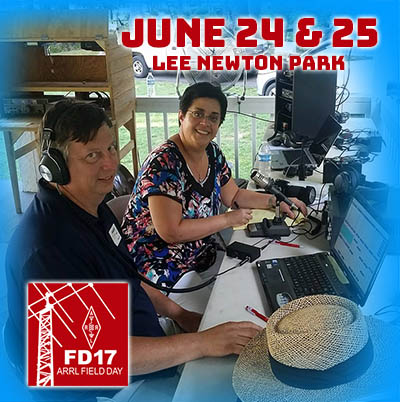 Ham Radio Field Day This Weekend