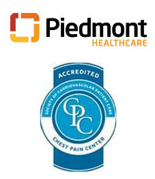 5 Piedmont Hospitals Earn Chest Pain Center Accreditation