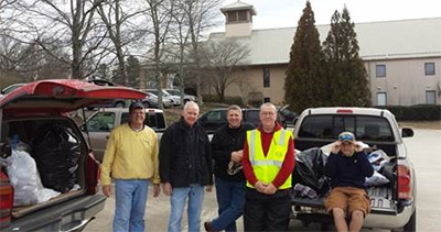 Keep Pickens Beautiful Adopt-A-Road Program Helps Get Litter Off Our Streets