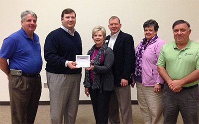 Amicalola EMC is Pickens Chamber's December Large Business of the Month