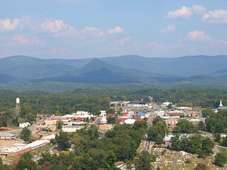 Pickens County will be GeorgiaInfo's Image of the Day on September 13th