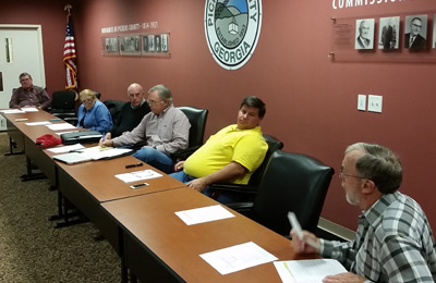 Pickens County Airport Authority Meeting (Video)