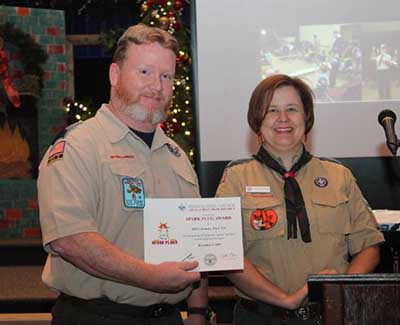 Appalachian Trail District Boy Scouts and Cub Scouts Banquet