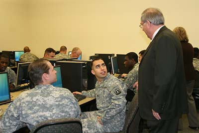 Chattahoochee Tech Helps to Train Army Reserve Personnel