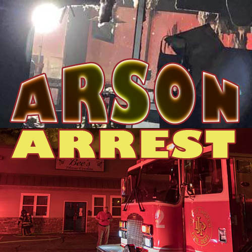 Six Arrested in Relation to Recent Arson Cases