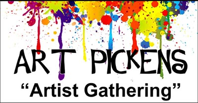 Art Pickens 'Artist Gathering' This Saturday