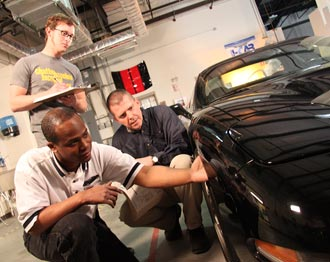 Chattahoochee Tech's Auto Collision Program Now Nationally Certified