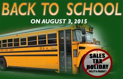Back to School Things to Know!