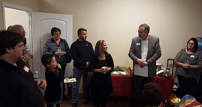 Pickens County Chamber of Commerce December Business After Hours