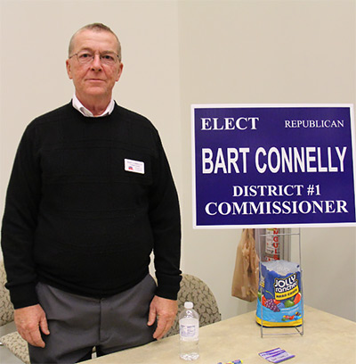 Bart Connelly Announces Candidacy for Pickens County District 1 Commissioner Seat
