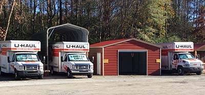 Bart's Bait & Tackle Reels in Partnership with U-Haul