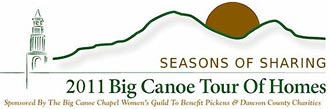 Big Canoe Tour of Homes on May 21