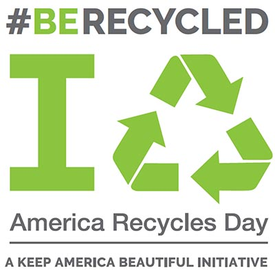 America Recycles Day - How Can YOU Get Involved?