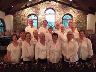 Big Canoe Chapel Bells Present Free Christmas Concert