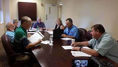 Pickens County Board of Assessors July 2015 Meeting (Video)
